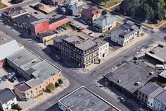 Peterborough city council opts for new development over heritage designation. By Paul Rellinger. City staff to work with Parkview Homes on suitable design for two historic downtown buildings.