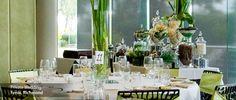 Green candy #wedding buffet at Fenix Restaurant, Melbourne - via The Candy Buffet Company.