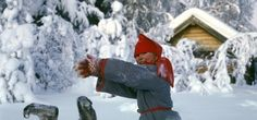 Lapland travel kids for snow activities