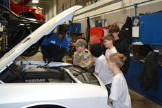 "Taylor Service Department hosted Webelo Boy Scouts, Pack 324, for a hands-on mechanical lesson to help them earn their ""Handyman Badges."" What a fun night of learning and laughing! We can't wait for their next visit."