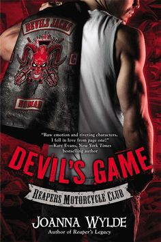 Devil's Game: Reapers Motorcycle Club - Kindle edition by Joanna Wylde. Contemporary Romance Kindle eBooks @ Amazon.com.