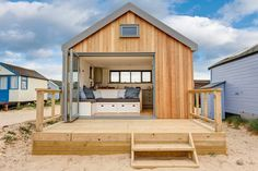 Ecologic Developments create beautifully crafted, custom-built, timber frame beach houses and beach huts. Each one is unique. Working with…