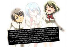 madoka magica confessions - Google Search