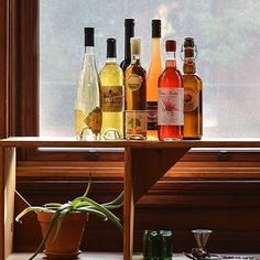 It's a rainy weekend in Portland, which, for us, translates into getting cozy at home with our mead collection!