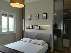 Bedroom Closet Design, Home Bedroom, Master Bedroom, Happy House, Walk In Closet, Home Interior Design, Sweet Home, Relax, Dressing