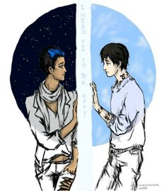 I need you to be okay - Malec