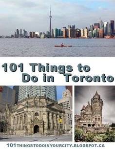 1. Toronto Zoo - has over 5000 animals representing over 500 species 2. Canada's Wonderland - 'Canada's Premier Amusement Park...