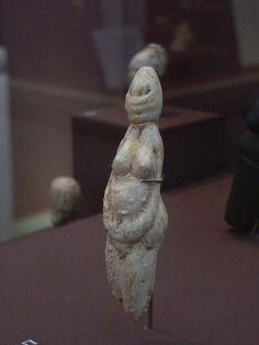 Parabita Venus Fertility Goddess cast Italy 15000 BCE