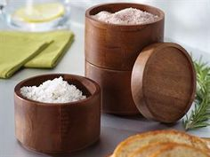 Rachael Ray 3 Tier Stacking Salt Box: at Rachael Ray Store. I MUST have this!