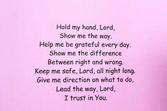 Morning prayers for kids Bedtime Prayers For Kids, Prayers For Children, Childrens Prayer, Kids Prayer, Nighttime Prayer, Beauty Hacks For Teens, Night Prayer, Dinner Prayer, Bible Prayers