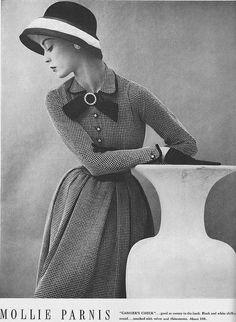 Jean Patchett, September Vogue 1952