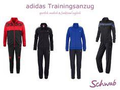 Sportlicher, modischer und funktionaler #adidas #Trainingsanzug