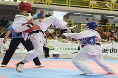 Santos/SP receberá Seletiva Olímpica de Taekwondo, no próximo domingo