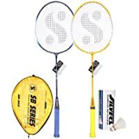 Silver S Sb 503 Badminton Racquet Combo In 2020 Badminton