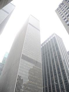 NY Skyscraper, York, Heart, Skyscrapers, Hearts