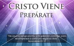 Imagen de http://unidosenlavision.net/wp-content/uploads/2014/03/Cristo-Viene-Preparate1.jpg