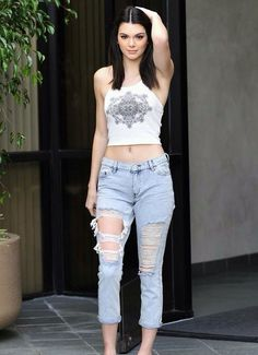 Image via We Heart It #Kendall #outfit #style #jenner #kendalljenner