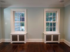 Window Ledge Seating window seat over baseboard heater design ideas, pictures, remodel