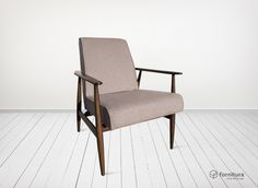 Armchair  from 60's - modern polish design. by Fornitura on Etsy