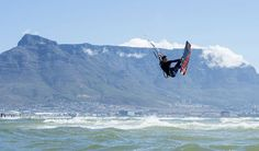 Red Bull King of the Air Kiteboarding Competition.  Check out the world's top big air kiteboarders battle it out to catch the biggest airs in Cape Town's Big Bay  http://www.capetownmagazine.com/red-bull-king-of-the-air-kiteboarding