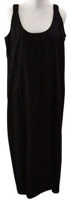 Black Top Avant-garde Top Moda Linen Sz Xl Maxi Dress. Free shipping and guaranteed authenticity on Black Top Avant-garde Top Moda Linen Sz Xl Maxi Dress at Tradesy. Black Linen Dress Sz XL BARBARA LANG TOP AVANT-GA...