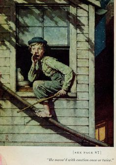 Norman Rockwell, Tom Sawyer