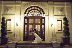 Palais Royale is a mansion wedding venue located in Toronto, Ontario. Event Services, Bridal Suite, Wedding Receptions, Our Wedding Day, Couple Photography, This Is Us, Wedding Planning, Mansions, Luxury