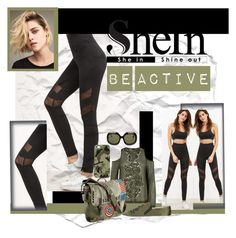 """""""Be Active"""" by sahrish-hossain ❤ liked on Polyvore featuring River Island, Marvel, Casetify and Topshop"""