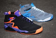 NIKE AIR TECH CHALLENGE HUARACHE RETRO 2014