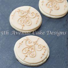 ♔Medallion Cookies