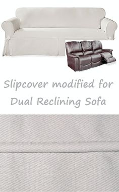sofa with recliners slipcover outdoor furniture 157 best 4 recliner couch images in 2019 love seat dual reclining farmhouse twill white adapted for
