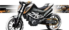 Today It S All About Style And The Ktm 125 Duke Has You Covered