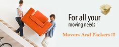 For All Your Moving Needs #Movers And #Packers !!