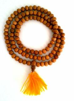 Sandalwood Mala 108 Beads by Tibet Import. $11.39. High quality 8mm Sandalwood Beads from Nepal. Local crafts people are supported with each mala purchased. Comes with free handmade pouch.