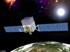 Nasa's Fermi Gamma-ray Space Telescope was launched on 11 June 2008. It is situated in low...