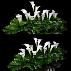 Grave Flowers, Cemetery Flowers, Funeral Flowers, Seasonal Flowers, Fall Flowers, Wedding Flowers, Funeral Flower Arrangements, Floral Arrangements, Calla Lily Centerpieces