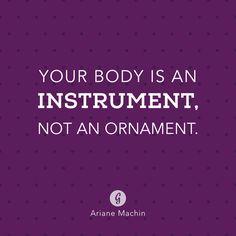 Body-Positive Mantras