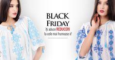 #BlackFriday Black Friday, Blouse, Tops, Women, Fashion, Blouse Band, Moda, Women's, La Mode