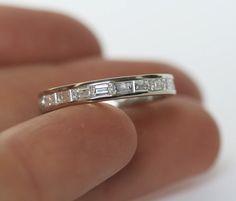 Caitlin Mociun Eternity Band Ring