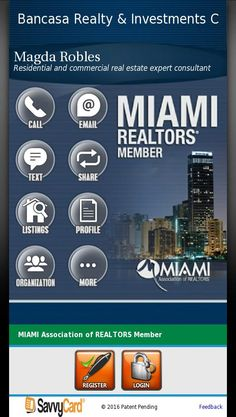 Click to view the SavvyCard for Magda Robles. Use this interactive business card to contact Magda and search for properties on any…