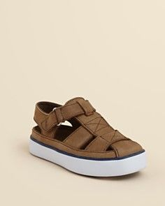 Ralph Lauren Childrenswear Boys' Sander Fisherman Sandals - Walker, Toddler_0