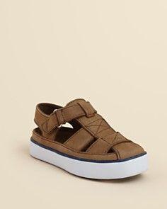 Ralph Lauren Childrenswear Boys' Sander Fisherman Sandals - Walker, Toddler_0