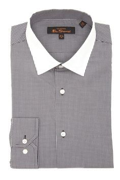 Check Dress Shirt | Ben Sherman