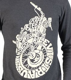 LEVI'S Thermal top Long sleeves Texture fabric Screen print logo graphic on front. Urban Tees, Print Logo, Levis, Screen Printing, Jazz, Grey, Long Sleeve, Fabric, Cotton