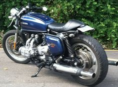 Honda Goldwing GL Cafe Racer
