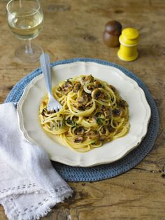This quick pasta dish is the perfect midweek supper – speedy, scrumptious and comforting