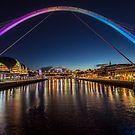 The mighty river Tyne  by tynesidephotos