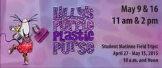 Lilly's Purple Plastic Purse at Stage One Review and Giveaway!