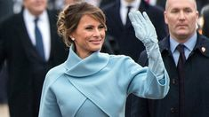 New story on InStyle: What Melania Trumps Clothes Are Actually Saying #fashion #fashionnews #instyle