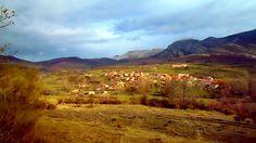 Celada Roblecedo ,en el Valle de Castillería,Palencia